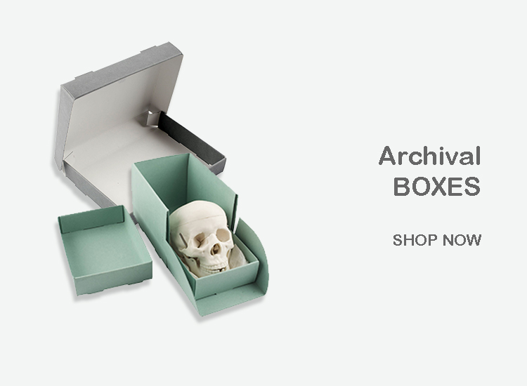 Go to Archival Boxes